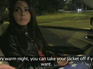 Hot ayu amatir kurang ajar in taxi