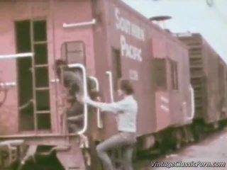Railway dostać laid