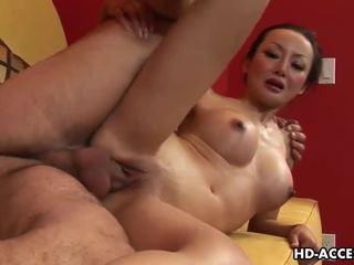 brunette, bigtits, ass fucking, big tits, anal, anal gape