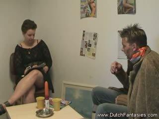 Gamyba the olandiškas ponia laimingas