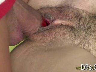 Virgin shows son hymen