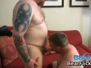 Gejs bears drilling resnas pakaļa hardcore