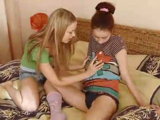 Lesbisk Tonåring