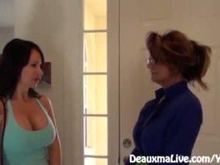 Momen jag skulle vilja knulla deauxma scissors angie till sälja henne hus!