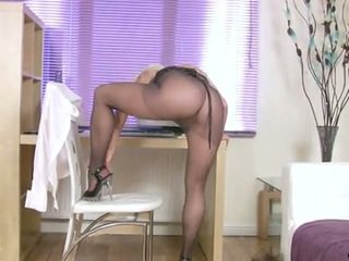 hardcore sex, shaved pussy, office sex
