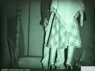 Infrared camera μπανιστηριτζής δημόσιο σεξ
