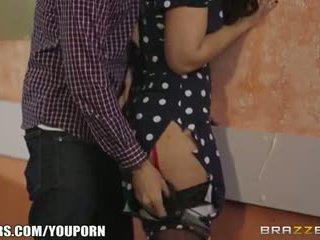 Brazzers - heiß anal sex mit lexie candy