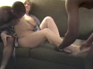 Amateur Wife Interracial, Free Interracial Wife Porn Video