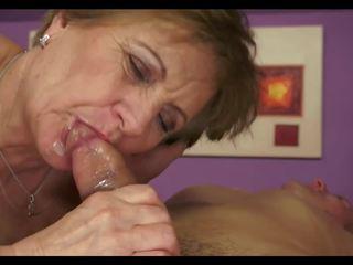 Dobrý scény na zkurvenej grandmothers, volný porno 72