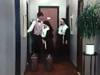 เซ็กส์จัด nuns คลาสสิค 191970s คนเดนิช, ฟรี โป๊ 05