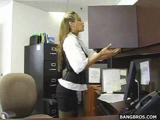 arrelia, escritório sexo, bela bunda