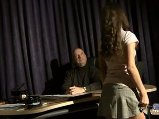 Anita seduces และ fucks เธอ เพลง คุณครู