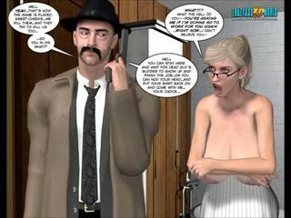 কার্টুন, 3d comics