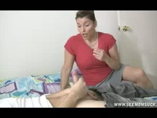 He Whips Out His Cock To Hot Tutoring Aunt