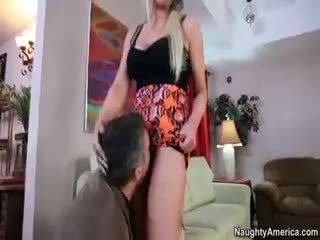 pijpbeurt, blond, hardcore