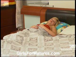 Rebecca at emmanuel lezbo maturidad film