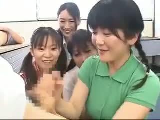 Asian Handjob Compilation