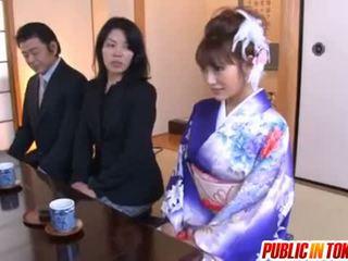 Kirara Asuka Asian Model Has Public Sex