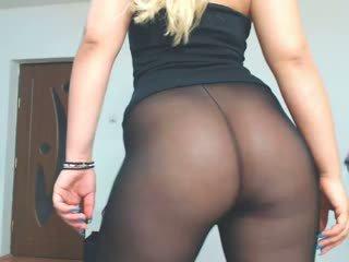 blondjes, big butts