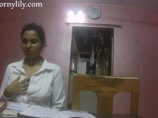 India seks õpetaja kiimas lily armastus lesson
