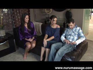 blowjob, tits e madhe, masazh erotik