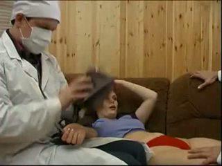Doctors forcing एक रोगी