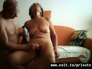60 plus germans in een perfect seksueel vorm