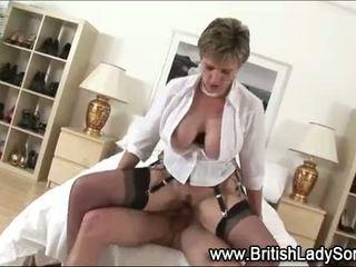 great british, hq cumshot, nice mature