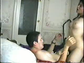 Arabskie amatorskie plays pieprzenie