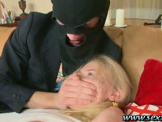 Üks tüdruk ja two perversne thieves