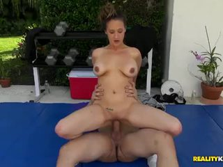 Titties in training with lexi belle