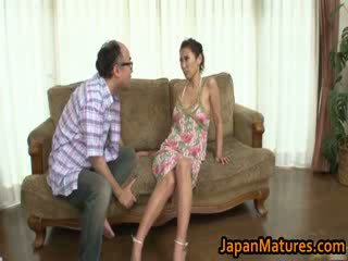 Asuka yuki heet rijpere oosters babe