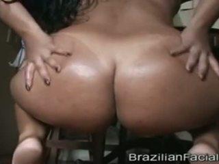 Brazilian Huge Ass Riding