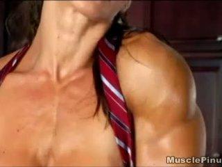 Denise masino 45 - female bodybuilder