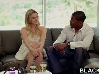 BLACKED Marley Matthews And Black Producer