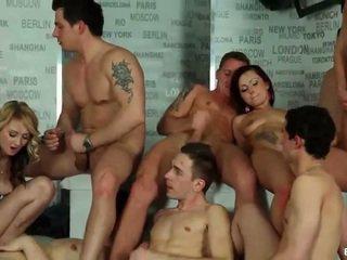 neuken, biseksueel, orgie