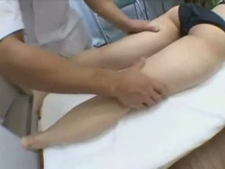 japán, kisbaba, tapintás