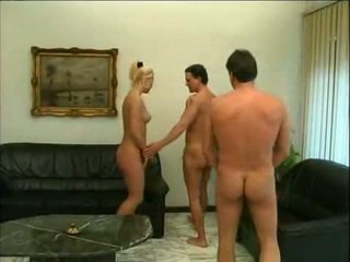 Piss: Piss gangbang at home Again