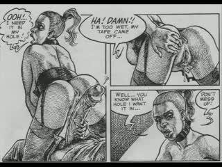 karikatūras, komiksi