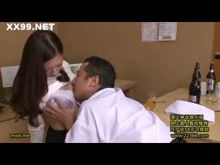 Bata asawang babae amo seduced staff 04