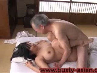 Young busty Japanese girl fucked by old man http://japan-adult.com/Xvid