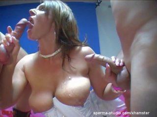 Multi Cum Cum Gangbang - Sexy Susi - P1 -: Free HD Porn 27