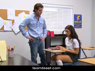 InnocentHigh Tall Schoolgirl Teenager ...