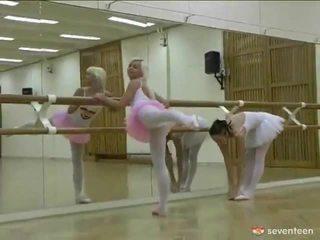 Horny Ballet Girls