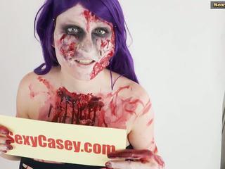 Saggy halloween 2016: gratis casey deluxe hd porno video- b3