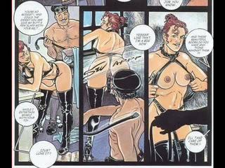 комікси, bdsm art