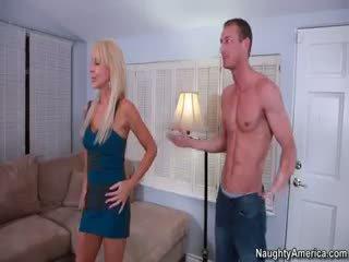 realnost, blowjob, blonde