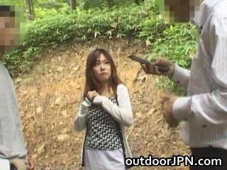 giapponese, ragazza amatoriale, orientale