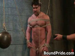 homoseksuāls, gagged, robeža