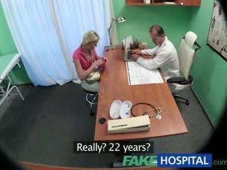 Fakehospital inçe jana wants sikiş with doktor